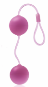 Bonne Beads Weighted Kegel Balls Pink