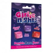 Girlie Night Dare Dice