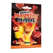 XXXtra Naughty Nights Dice Game