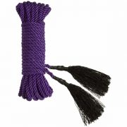 Bondage Bliss Purple Rope 32ft