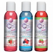 Candiland Sweet N Tart 3 Pack 2oz. Assorted