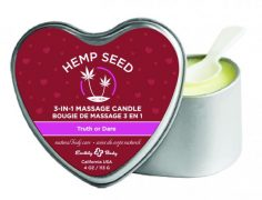 Candle 3-N-1 Heart Truth Or Dare 4oz