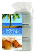 Candle Trio Dreamsicle