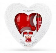 Cuore White Package Love