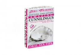 Amazing Cunnilingus Instructional Deck