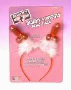 Bachelorette Blinky and Wiggly Penis Tiara