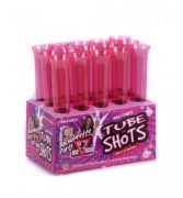 Bachelorette Tube Shoots 15Pc Display
