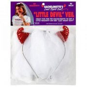 Bachelorette Little Devil Veil