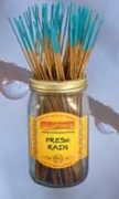 Wildberry Incense Fresh Rain 100Pcs