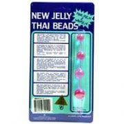 Jelly Thai Beads Lavender