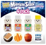 Nature Lovin Midnight Snack 4 Pack