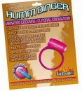 Humm Dinger Penis Ring Purple