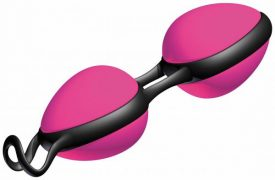 Joyballs Secret Pink/Black Kegel Exerciser