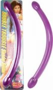 "17"" Double Trouble Slender Bender - Purple"