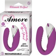 Amore Ultimate G Spot Purple Vibrator
