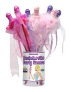 Bachelorette Fancy Pecker Wand 12Pc Display