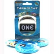 Pleasure Plus 3Pk
