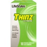 Lifestyles Thinz Extreme Latex Condoms 10 Pack