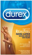 Durex Avanti Reel Feel Non Latex 10 Pack Condoms