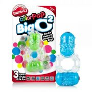 Color Pop Big O2 Double Ring Assorted Colors