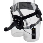 10-Function Silicone G-Kiss - Black