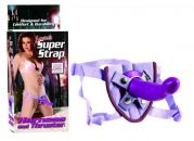 Lover's Super-Strap Harness and Thruster