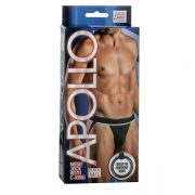 Apollo Mesh Jock with C-Ring Black M/L