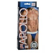 Apollo Mesh Jock with C-Ring Blue M/L