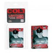 COLT Leather Man Playing Cards
