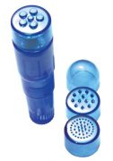 Sex In The Shower Mini Massager Waterproof - Blue