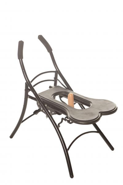 My Diletto Sex Chair with 2 Dildo Attachments